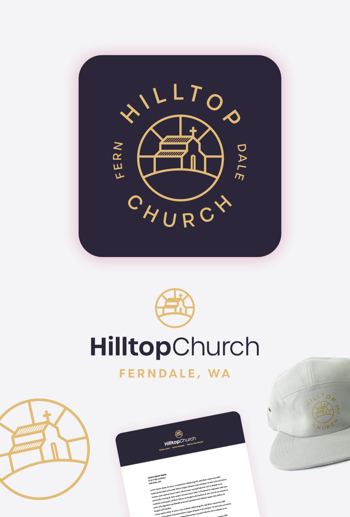 Hilltop Branding